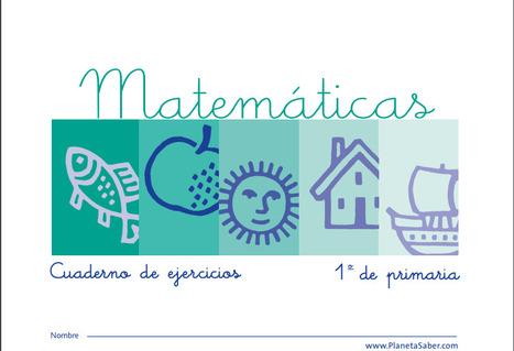 Cuaderno de matemáticas 1 | Recursos matemáticas primaria | Scoop.it