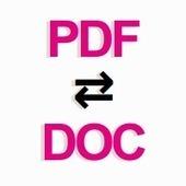 PDF en DOC - Convertissez les Documents PDF en Fichiers DOC Editables | veille cyber-base | Scoop.it