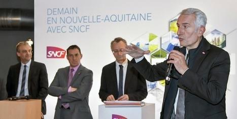 LGV Bordeaux - Paris, trains régionaux, financement du GPSO : Guillaume Pepy fait le point | Les grands projets de Bordeaux Métropole | Scoop.it