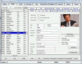 Time & Payroll - CleanLink | Human Resource Management System Software- Helping Businesses manage data with ease | Scoop.it