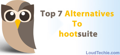 Top 7 Alternatives To HootSuite | Cc4Td | Scoop.it
