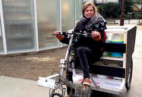 Collecte de compost: roulez jeunesse! | Say Yess | Innovations sociales | Scoop.it