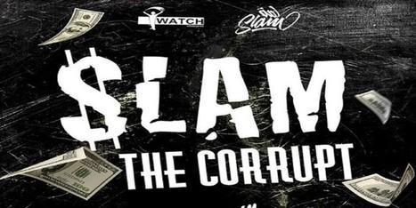 Tunis : du Slam pour dénoncer la corruption - Economiste Maghrébin | Poésie slam SpoKenWord Poésie slam music'n'texte poétique | Scoop.it