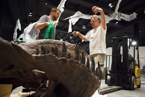 Houston Museum of Natural Science unveils $85 million dinosaur hall | Awesome science | Scoop.it