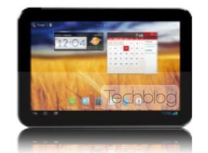 Giz Android: ZTE V72A tablet with Snapdragon S4   GadgetUK   Scoop.it