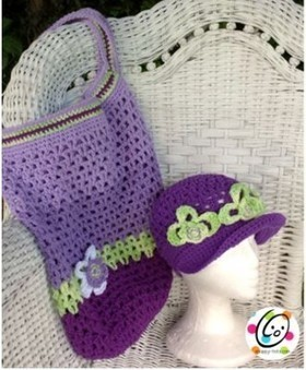 Duck Bills Go Shopping - Snappy Tots | CrochetHappy | Scoop.it