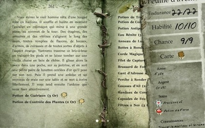 Des livres de jeu interactifs pour tablettes et smartphones   Gazette du numérique   Scoop.it