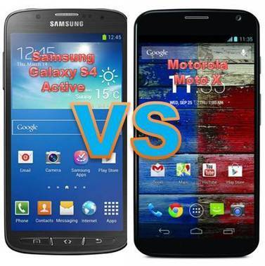 Smartphone Comparison: Samsung Galaxy S4 Active VS Motorola Moto X - Online Gadget Store | smartphone reviews | Scoop.it