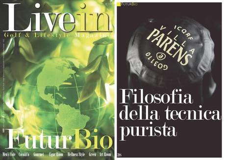 FILOSOFIA DELLA TECNICA PURISTA, l'articolo su VILLA PARENS pubblicato da LIVEIN-STYLE | SPEAKING OF WINE | Scoop.it