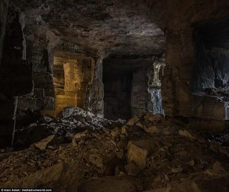 Inside the secret underground First World War hospital | Journalismi | Scoop.it