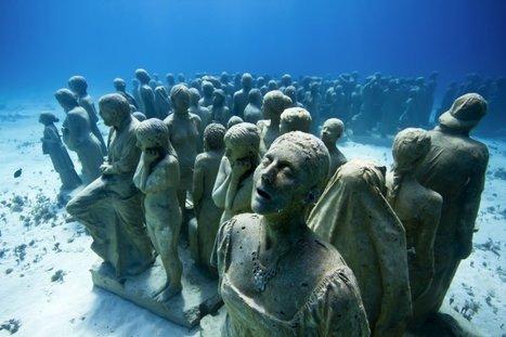 This Extraordinary Underwater Museum Will Make You Speechless | Random | Scoop.it
