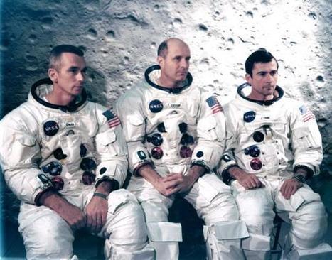 Apollo 10 crew heard 'outer space-type' music   Random Stuff On The Net   Scoop.it