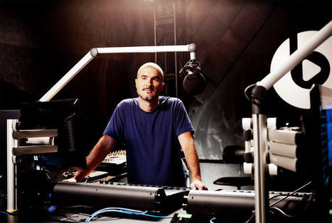 Zane Lowe, the D.J. Scratching Out Beats 1 for Apple | Year 12 English Resources | Scoop.it