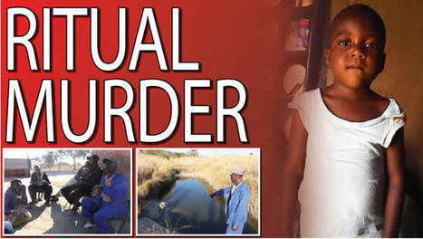 Zimbabwe: Princess Mpofu (4) found with body parts missing in suspected ritual murder   Children First   Scoop.it