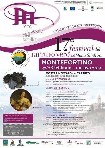 Montefortino, Le Marche: Festival del tartufo vero | Le Marche un'altra Italia | Scoop.it