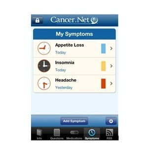 Mobile Apps for Cancer Patients | Library Education | Scoop.it