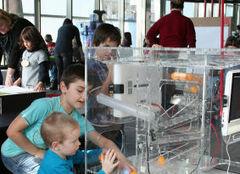 Junge Forscher auf Mission im AEC | KET - Kinder erleben Technik | Scoop.it