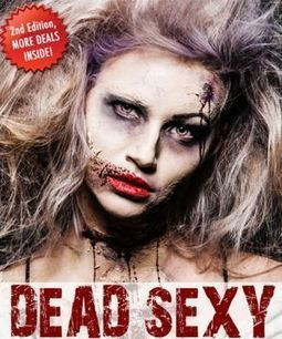 Dead Sexy: Literally, A Zombie-Themed Beauty Book - Refinery29 | Zombie Mania | Scoop.it