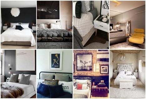 Instagram – Inspiration déco pour la chambre – Cocon de décoration: le blog | Lifestyle | Scoop.it