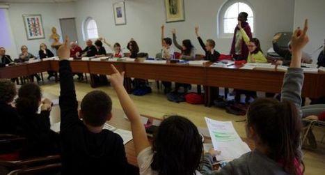 Premier vote pour le conseil municipal des jeunes | Escalquens | Scoop.it