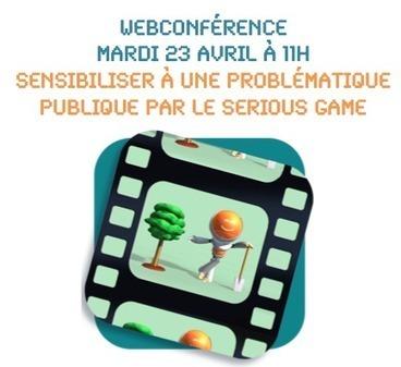 Webconf�rence Interaction Games: Sensibiliser � une probl�matique publique par le serious game   i've got a feeling   Scoop.it