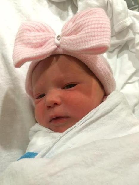 It's a girl - firefighter with ALS gives birth to Arabella Grace | #ALS AWARENESS #LouGehrigsDisease #PARKINSONS | Scoop.it