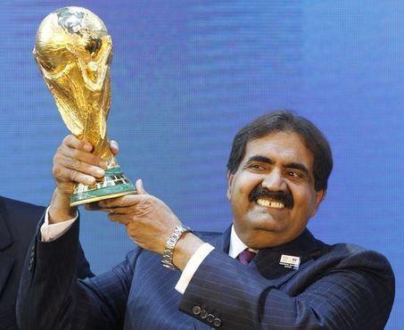 Le déjeuner qui a conduit le Mondial au Qatar | politique internationale | Scoop.it