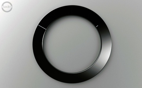 Analogital Clock? | Art, Design & Technology | Scoop.it