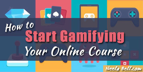 How to Start Gamifying Your Online Course | Content Marketing & Content Strategy | Scoop.it