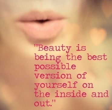 Beauty is All About Being The Best Version of Yourself | The Best Quotes of All Time | Scoop.it
