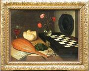Lire et interpréter un tableau : Nature morte à l'échiquier | Arts et FLE | Scoop.it