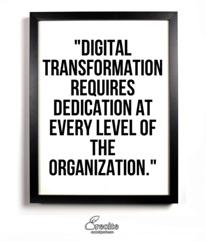 How to Build a Digital Transformation Dream Team | FUTURISTIC LEADERSHIP | Scoop.it