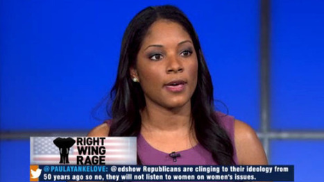 Fox News guest Zerlina Maxwell: 'I refuse to be silenced' by rape threats | Daily Crew | Scoop.it