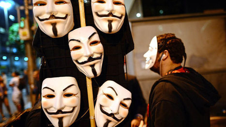 Anonymous Analytics goes after Corrections Corp. of America | Stop Mass Incarceration and Wrongful Convictions | Scoop.it