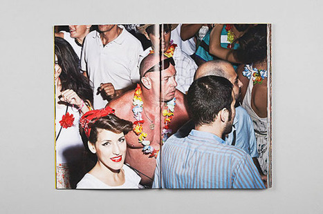 Andy Massaccesi perfectly captures disco nightclub culture in new book | What's new in Visual Communication? | Scoop.it