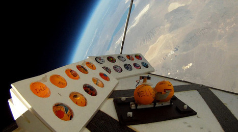 Pingpong! How You Could Send Something Small High In The Atmosphere | Heron | Scoop.it