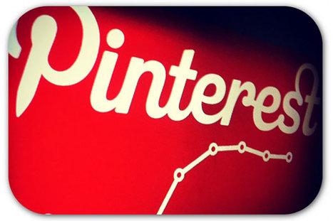 E Pinterest diventa la quarta fonte di traffico del Web | InTime - Social Media Magazine | Scoop.it