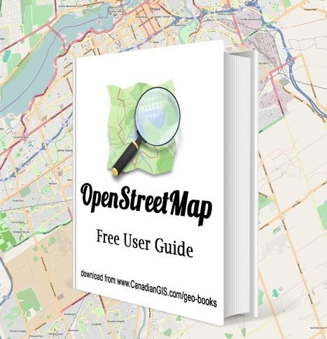 OpenStreetMap Step by Step User Guides | GIS | Scoop.it