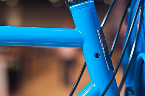 The Magic of Making a Bicycle By Hand | Bikes on GOOD | Living | Scoop.it