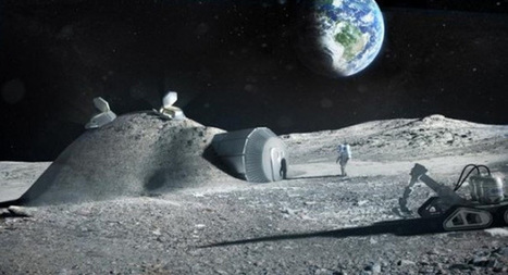 How 3D printing could enhance space travel - The Space Reporter | Space Exploration | Scoop.it