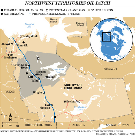 Beaufort Sea: The Northwest Territories' new energy play? | Energy | News | Financial Post | NWT News | Scoop.it