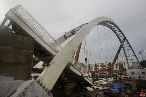 Sensors Detect Structural Weaknesses Before Disaster | Construction industry | Scoop.it
