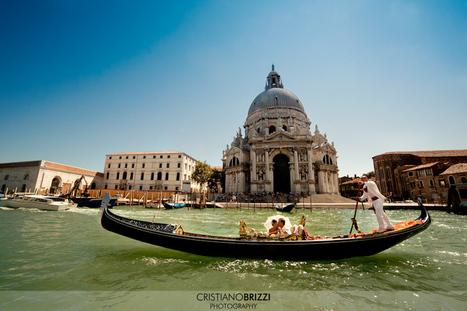Dalla Russia alla laguna, il matrimonio perfetto è a Venezia   Magical Destination Wedding Venues   Scoop.it