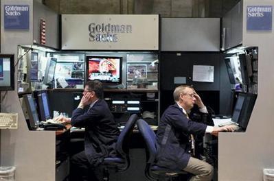 Salaires. Goldman Sachs propose une baisse générale de 30% en France - Économie - ouest-france.fr | digistrat | Scoop.it
