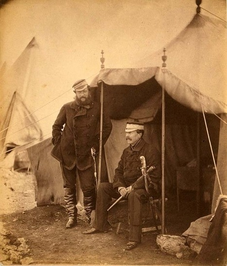 Crimean War Photographs by Roger Fenton, 1855 | Nos Racines | Scoop.it