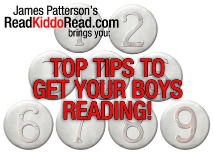 Top Tips to Get Your Boys Reading! | Boys and Reading | Scoop.it