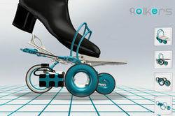 Rollkers, les accélérateurs de piétons veulent convaincre outre-Atlantique   Electromobilité   Scoop.it