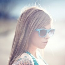 TERAVENA :: Inked Girls :: Tattooed Girls Model Search | Ink Inspired | Scoop.it