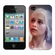 Game of thrones Khaleesi iPhone 4, 4S protective case | Apple iPhone and iPad news | Scoop.it