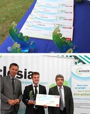 ECLOSIA, la 5ème édition du concours consacre 5 porteurs de projets implantés dans la Somme | Management humain & Innovation | Scoop.it